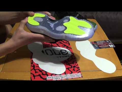 How to preserve your shoes by shrink wraps!!!! ICY SOLE ...