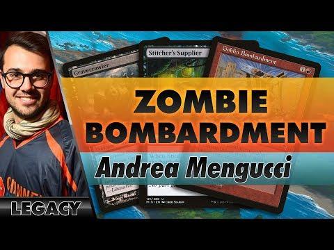 Zombie Bombardment - Legacy | Channel Mengucci