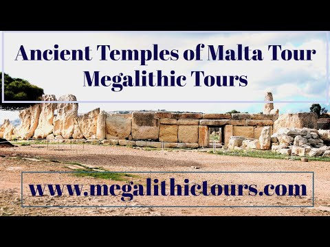 Ancient Temples of Magical Malta Tour