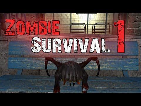 Garrys Mod - Кооперативное выживание [Zombie Survival #1]