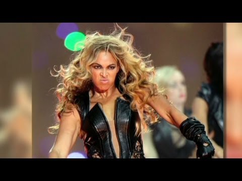 The Beyonce photos her publicist doesn't want you to...