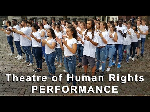 Theatre of Human Rights - PERFORMANCE