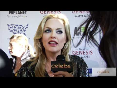 Celebs Talking about their Dogs at the 2012 Genesis Awards