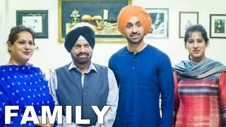 Diljit Dosanjh Family Photos - Father, Mother, Brother & Spouse - YouTube