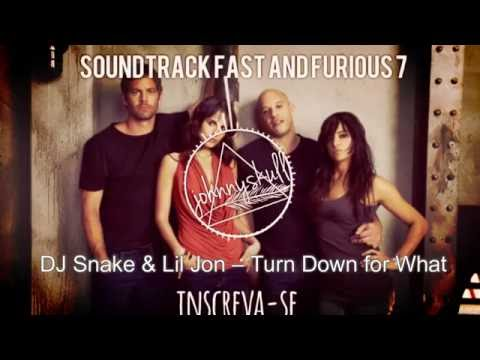 soundtrack fast and furious 7 completa (part 1)