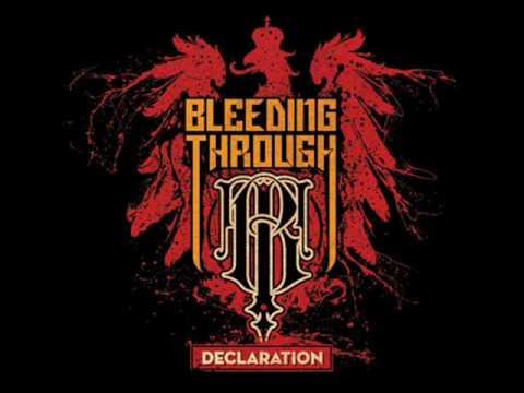 Bleeding Through - Love Lost In A Hail Of Gunfire [Lyrics]