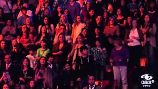 J Balvin (invitado)- canta Yo te lo dije - La Voz Colombia - Shows en vivo - Temporada 1
