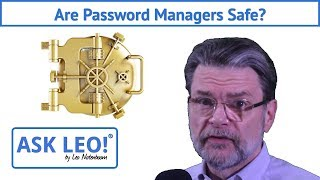 Are Password Managers Safe?