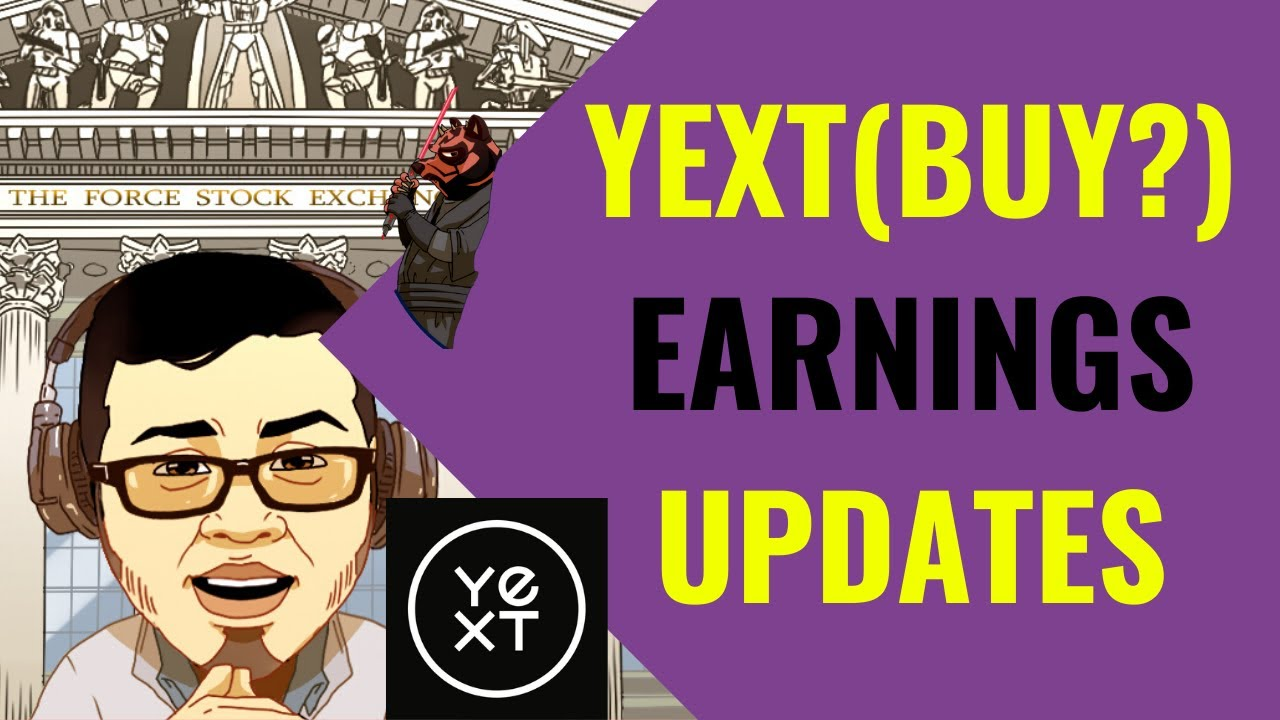Yext Q3 Earnings Yext Stock Analysis Buy Yext Stock Youtube