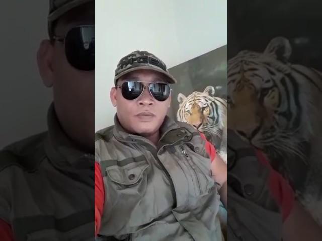 Lagi..!!Tantangan kepada Iwan Bopeng menghina TNI.Kali ini dari Bung Yuswan Bodyguard palembang