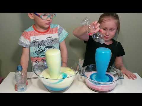 Опыты для детей в домашних условиях для детей 8 лет