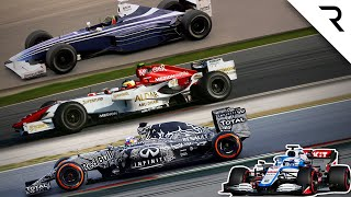 10 F1 liveries that never raced