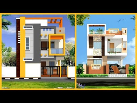 Two Floor House Two Floor House Elevation Design Two