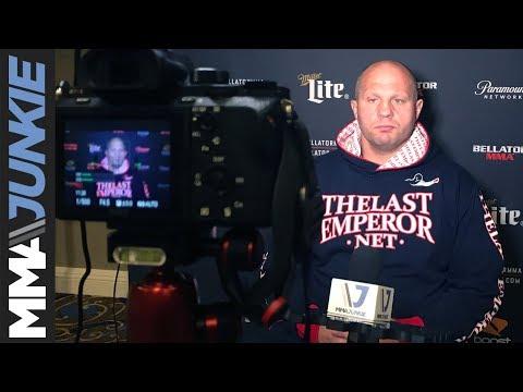 Bellator 198: Fedor Emelianenko full pre-fight interview