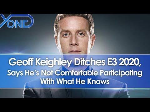Geoff Keighley Is