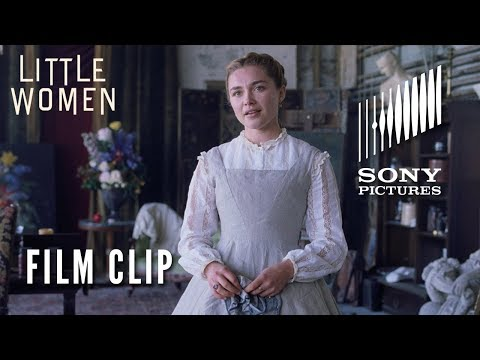 LITTLE WOMEN Clip - Economic Proposition