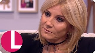 Former Eastenders Star Michelle Collins Teases Her New Play | Lorraine