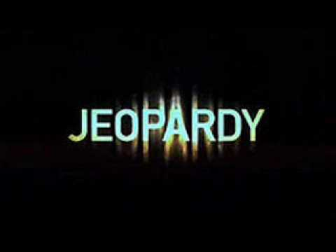 CBBC  Jeopardy - Theme Song