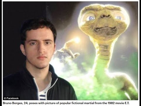 Mystery as alien enthusiast disappears leaving behind locked code-covere...