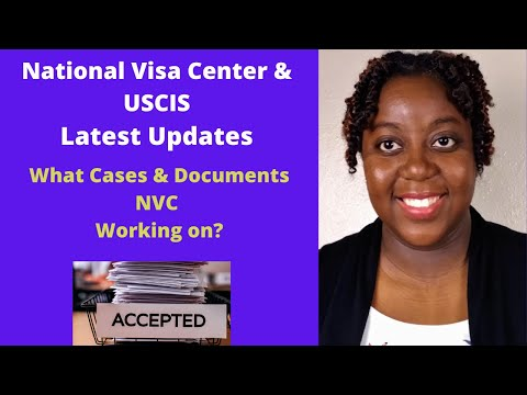 National Visa Center Case Processing Update   End Of July 2020   USCIS Latest Update