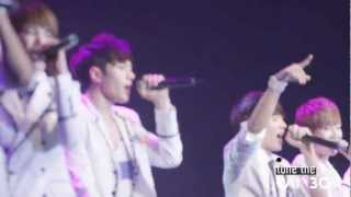 [FANCAM] 110817 Infinite 1st F…
