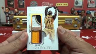 2014-15 Panini Flawless Basketball Case Break #1