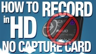 How to Record XBOX/PS3 Gameplay in HD (No Capture Card Needed!)