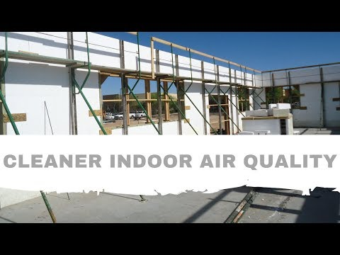 ICF Provide Cleaner Indoor Air Quality