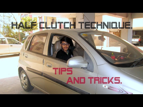 Half Clutch Technique.|All You Need To Know|How To Do Tips And Tricks.|
