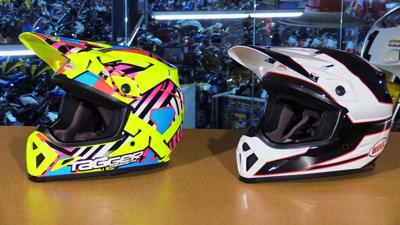Bell Racing Helmets >> Bell Helmets MX-9 MIPS Motorcycle Helmet Review - YouTube