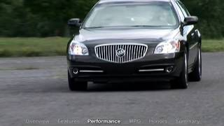 2008 Buick Lucerne Used Car Report