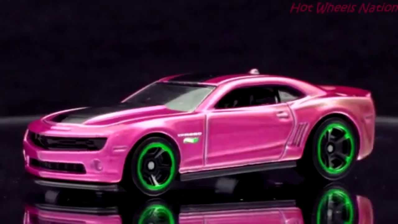 Chevy Camaro Special Edition 2013 Color Changing Hot