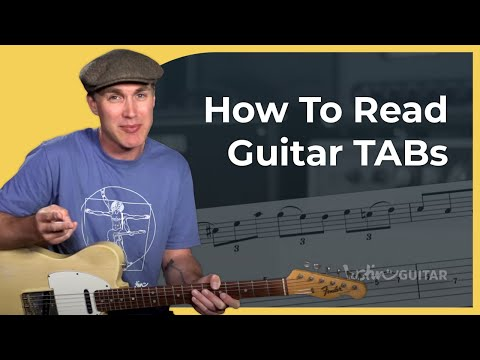 How To Read Guitar TAB • Practical Music Theory • Grade 2 • JustinGuitar • Guitar Lesson