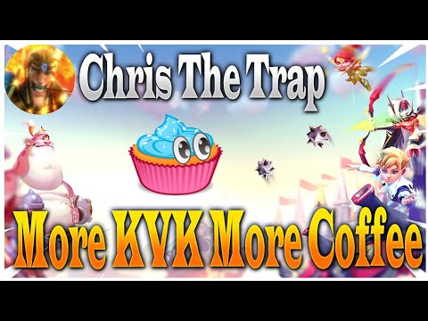 Chris The Trap - How NOT To Free Your Leader - Lords Mobile