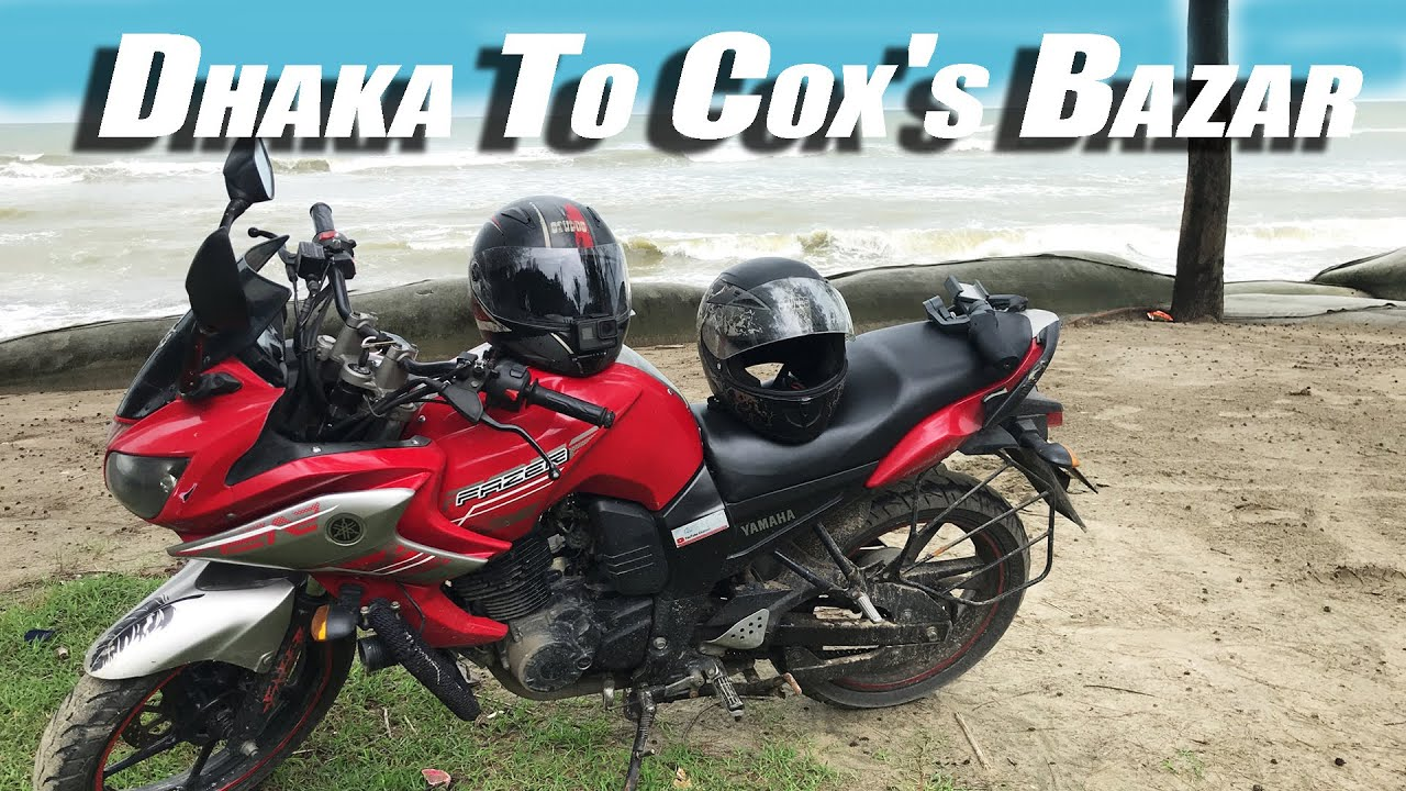 Dhaka To Cox's Bazar Bike Ride | Motovlog