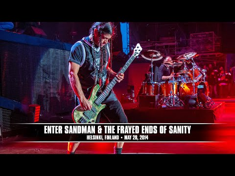 metallica:-enter-sandman-&-the-frayed-ends-of-sanity-(metontour---helsinki,-finland---2014)