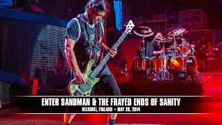 Metallica: Enter Sandman & The Frayed Ends of Sanity (MetOnTour - Helsinki, Finland - 2014)
