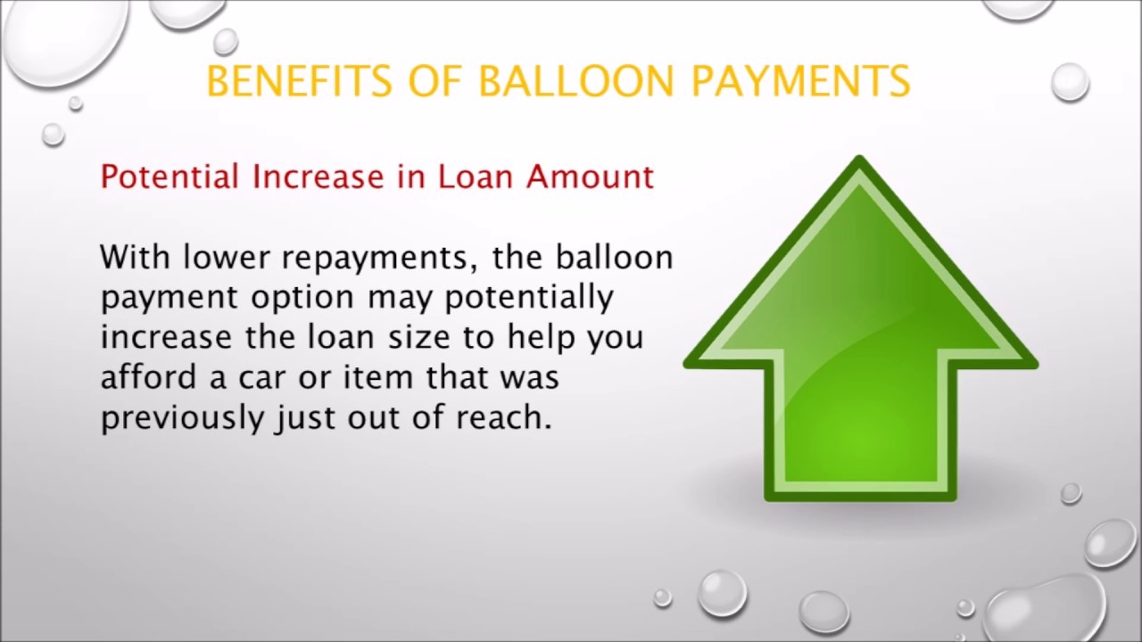 auto balloon payment calculator