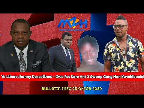 G9 Fann An 2 ??? - Gwo Fas Kare Nan Kwadèboukè - Mèt Lucmane Délile Kriye Kou Ti Bebe