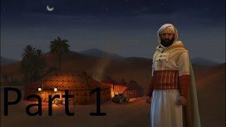 Civilization 5 - Morocco Part 1 - So Much Gold!
