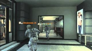 MW3 Infected Awesome Escape Then Fail At End xD
