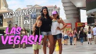 Vlog: Vacaciones en Las Vegas. By JasminMakeup1 Thumbnail