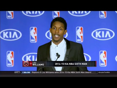 [Playoffs Ep. 2] Inside The NBA (on TNT) Full Episode – Lou Williams Sixth Man of the Year - 4-20-15