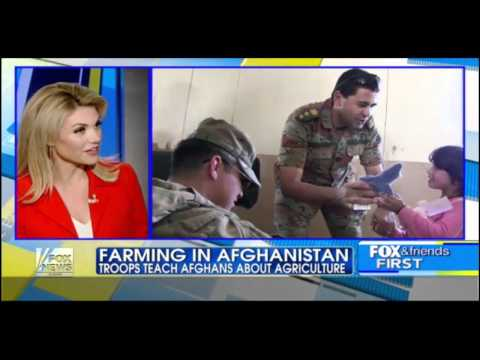 Honor Bound - Fox & Friends - New Television Show Highlights US Military Humanitarian Work
