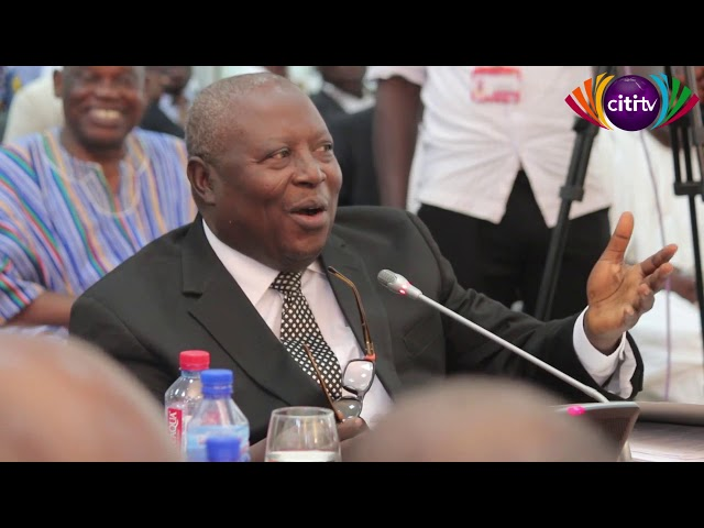 I've not joined NPP - Martin Amidu