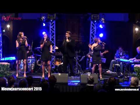 Stichting Blijf Vrouw - Nieuwjaarsconcert 2015 deel 1