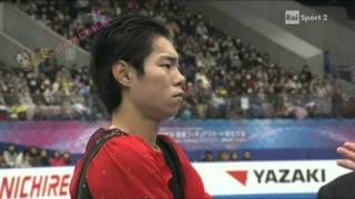 Segment score: WD - In bocca al lupo Daisuke! :* TUTTO in sezione S...