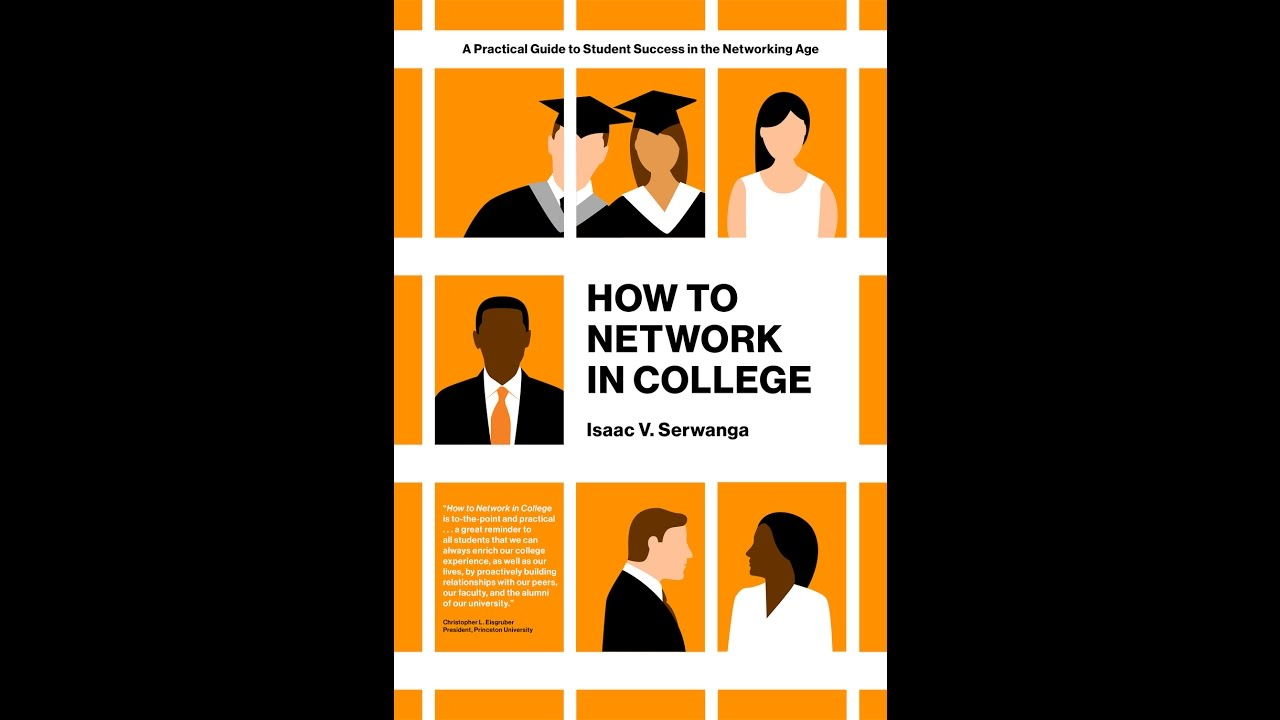 isaac serwanga how to network in college isaac serwanga how to network in college