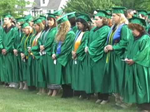 Delaware Online News Video: DelTech graduates blossom on spring day