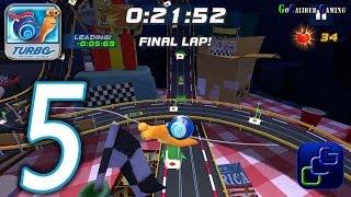 TURBO Racing League Android Walkthrough - Part 5 - Class 2: The Graduation CUP